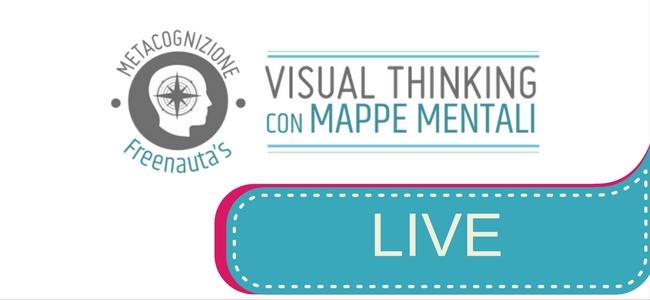 visual thinking freenauta's live